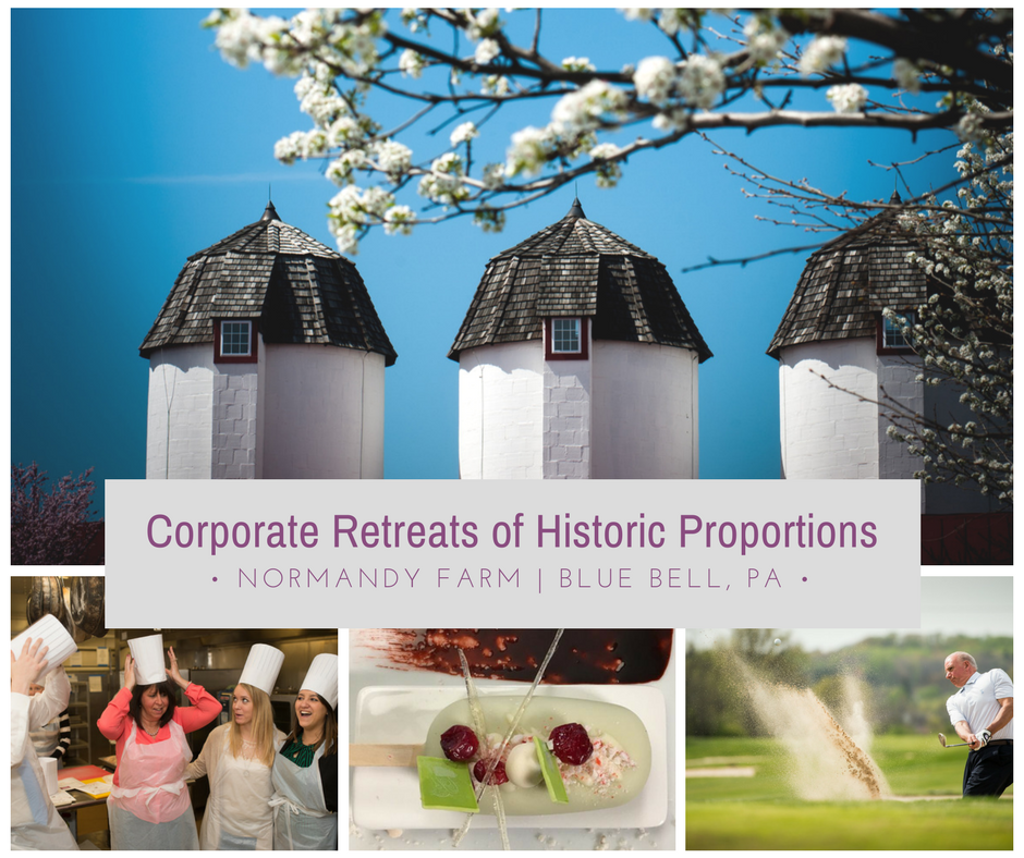 Corporate Retreats in the Greater Philadelphia Area
