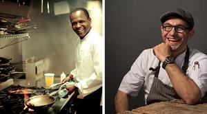 Chef Mtele Abubakar, Chef Sam Nahaas the farmer's daughter