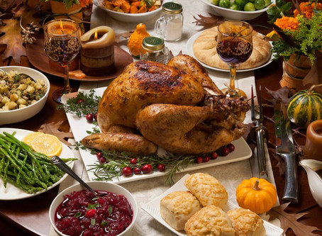 Your Guide to a Stress Free Thanksgiving Dinner
