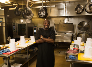 Meet the Team: Executive Banquet Chef Aboubacar Kouyate