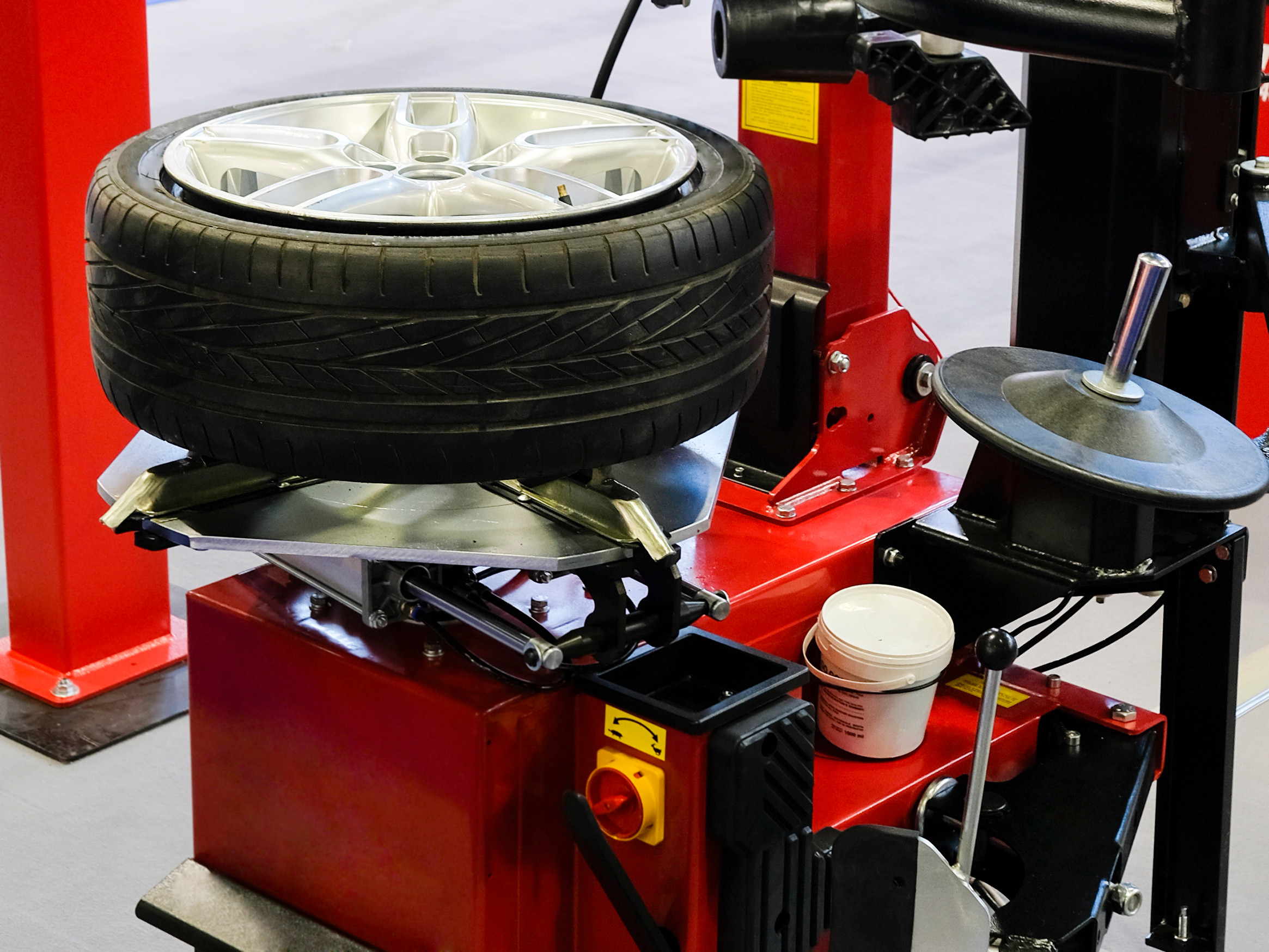 """Tire Change Over - Rims 13"""" to 26"""""""