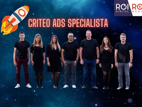 Hledáme další posilu - Criteo Ads Specialist