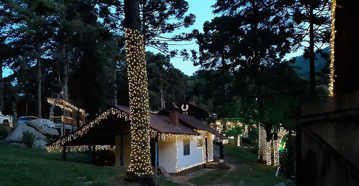 Parque Oschin Monte Verde - MG