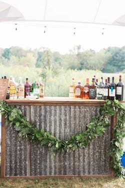 Reclaimed Bar