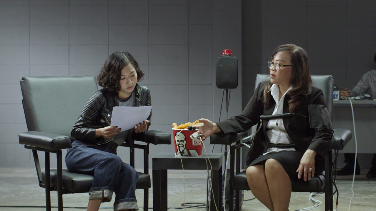KFC - Lie Detector