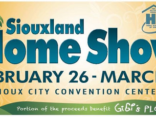 Siouxland Home Show Begins Today!