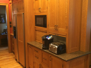 Wood Shop Cabinetry
