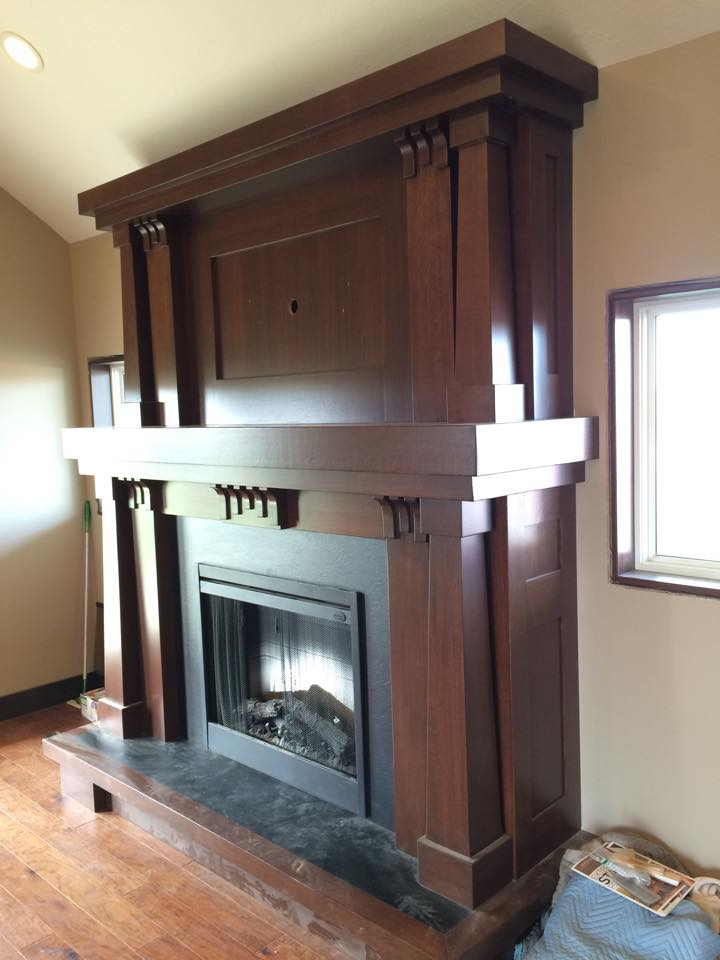 Orange City Iowa Fireplace