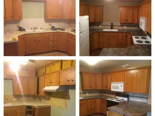 Kitchen Refaces