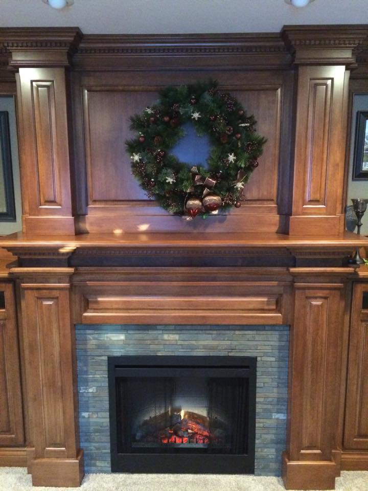 Marcus Iowa Fireplace
