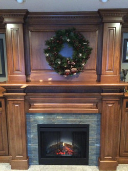 Marcus Iowa Fireplace