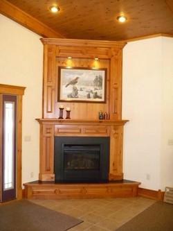 Business Fireplace