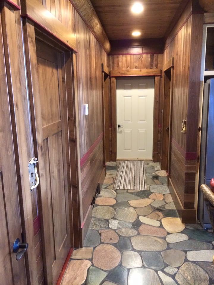 Custom Woodwork Hallway 2