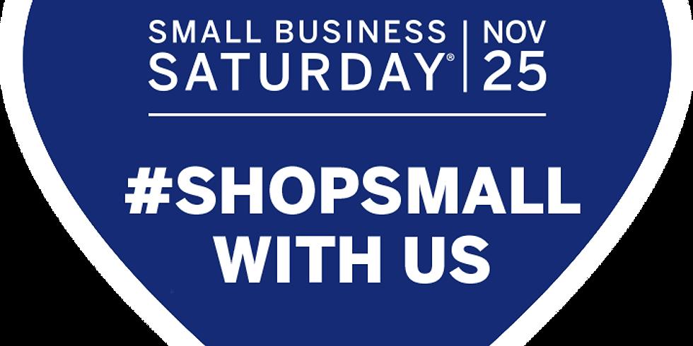 #ShopSmall Saturday