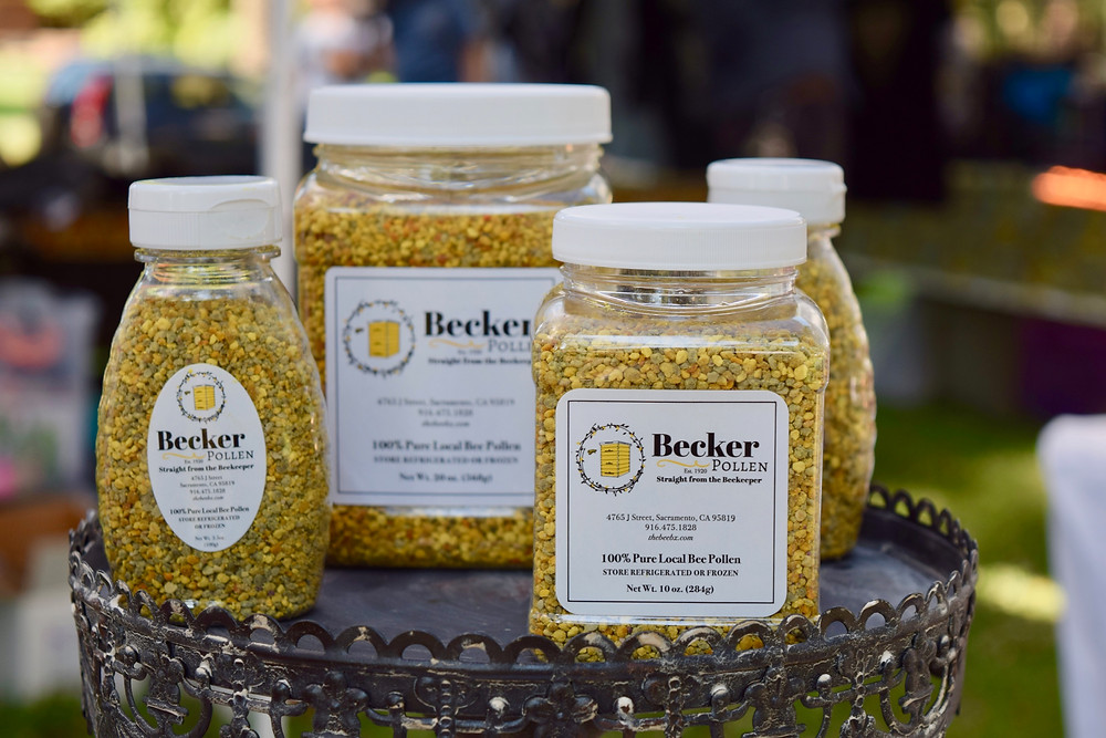 superfood bee pollen