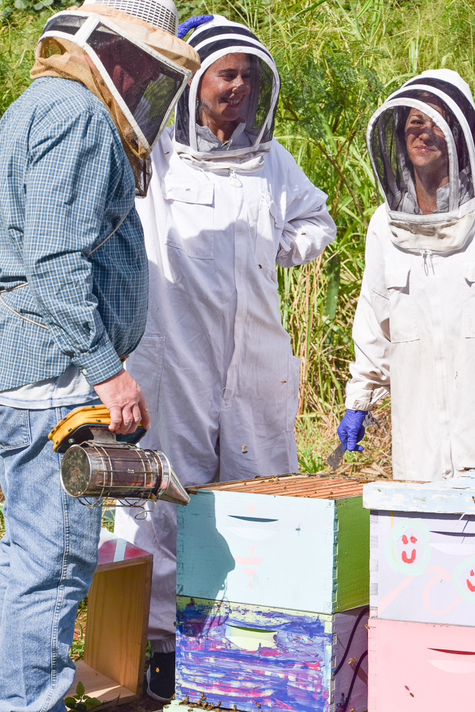 local Sacramento beekeepers