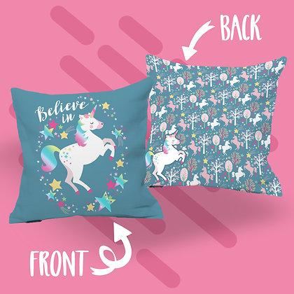Believe In Unicorns Cushion