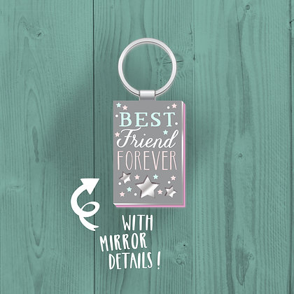 Best Friend Forever, Keyring