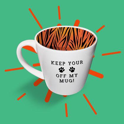 Keep Your Paws Off My Mug