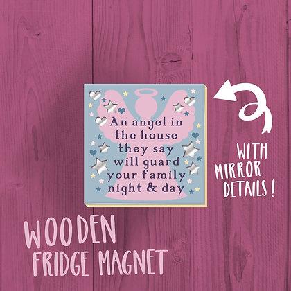 Angel In The House, Fridge Magnet