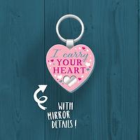 I Carry Your Heart Keyring.jpg