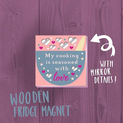 My Cooking, Fridge Magnet