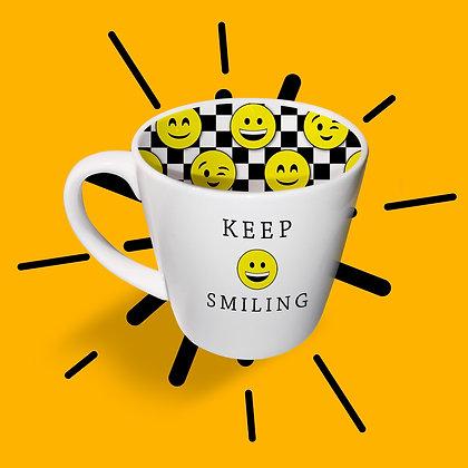 Keep Smiling Mug