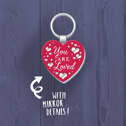You Are Loved, Keyring