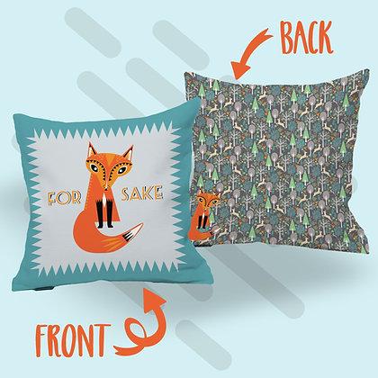 For Fox Sake Cushion