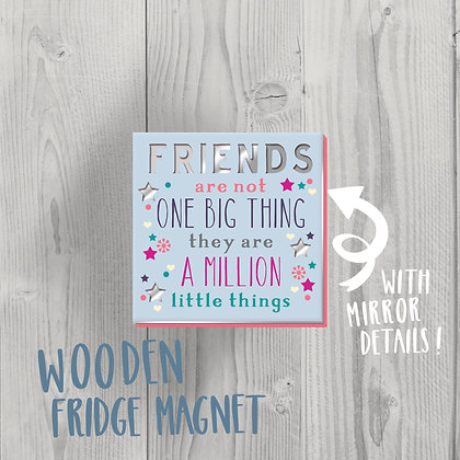 Friends, Fridge Magnet
