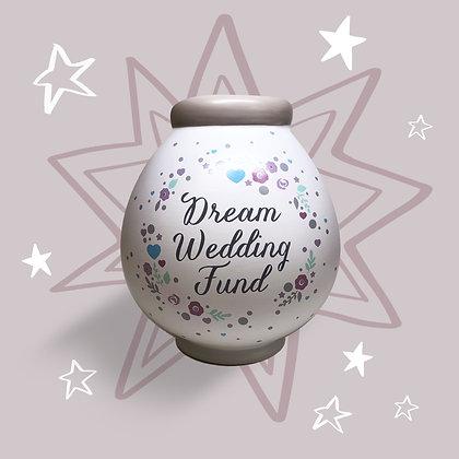 Dream Wedding Fund Money Pot