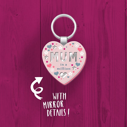 Mum In A Million, Keyring