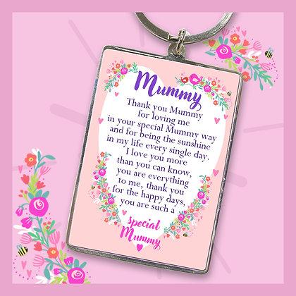 Mummy Keyring
