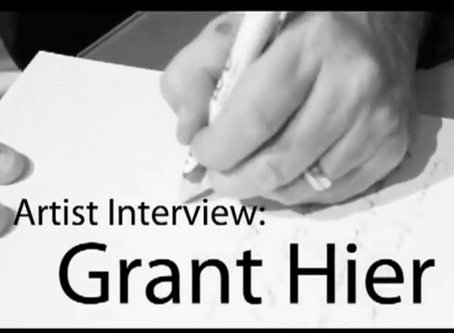 YouTube Interview: Grant Hier