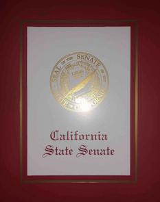 California State Senate Seal