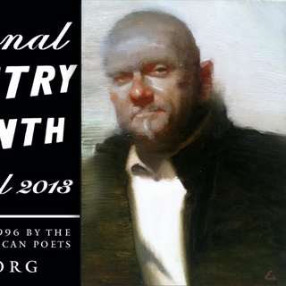 National Poetry Month Poster  |  1April2018