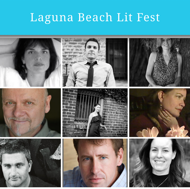 Laguna Beach Lit Fest  |  Laguna Beach Public Library  |  14April2018