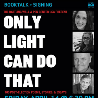 """Only Light Can Do That"" Reading  