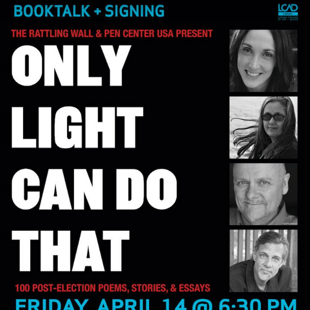 """""""Only Light Can Do That"""" Reading  