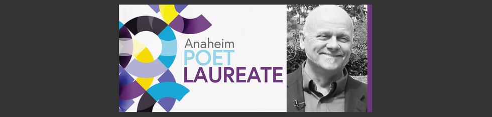 Poet Laureate Logo with Grant Hier