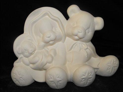 Bear Nativity