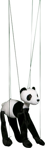 Baby Panda Marionette Puppet - Sunny Toys