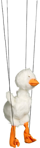 Baby Duckling Marionette Puppet - Sunny Toys