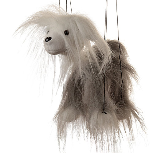 Baby Sheepdog Marionette Puppet - Sunny Toys