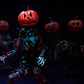 Spooky Strings  Marionettes