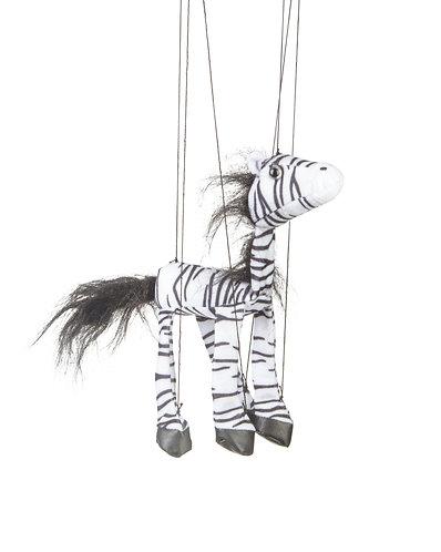 Baby Zebra Marionette Puppet - Sunny Toys