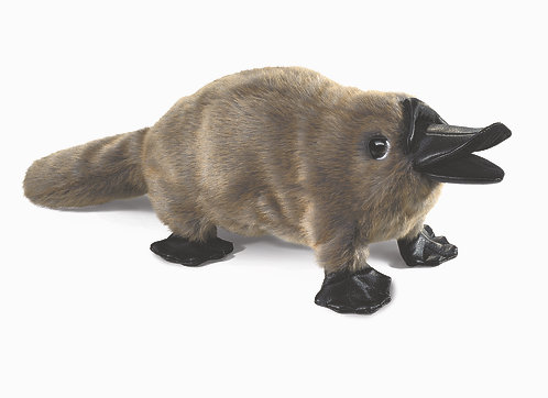 Platypus Hand Puppet - Folkmanis