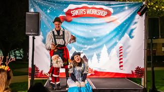 Alpine Marionette Show