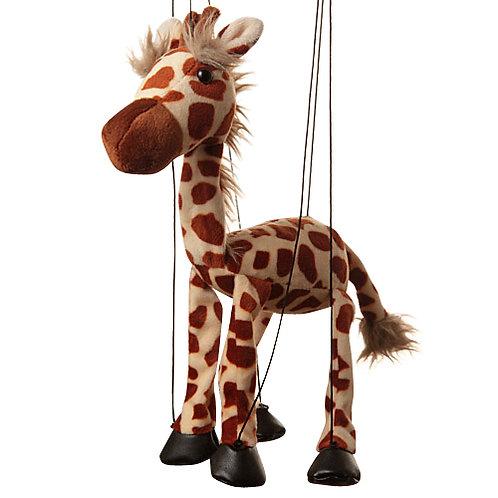 Baby Giraffe Marionette Puppet - Sunny Toys