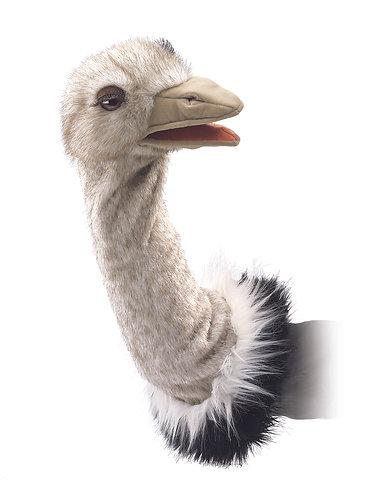 Ostrich Stage (Hand) Puppet - Folkmanis
